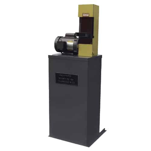 S4SV 4 x 36 inch belt sander & vacuum base, wood sander, sander, vacuum, work shop, shop, sanding