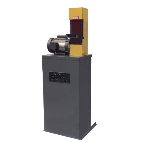 S4SV 4 x 36 inch belt sander & vacuum base, wood sander, sander, vacuum, work shop, shop