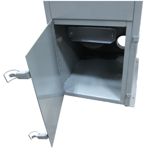 S612V clean out access door