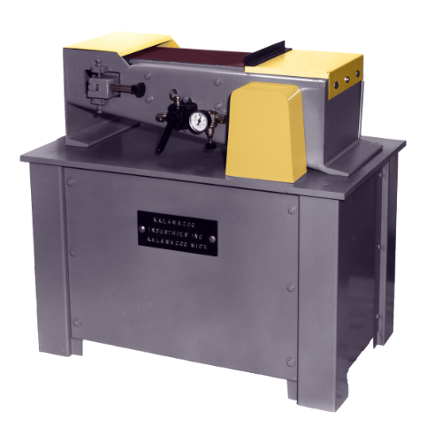 S8HD 8 x 60 inch industrial horizontal belt sander