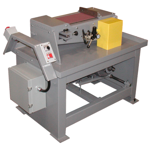 S8HW 8 x 60 inch industrial horizontal wet belt sander, industrial, wet sander, belt sander, sander