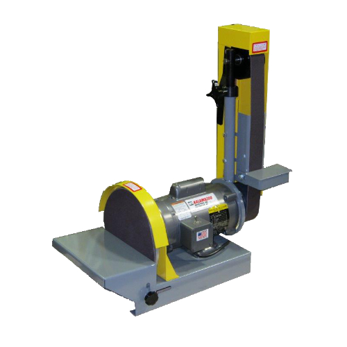 DS10-2M 2 x 48 inch and 10 inch belt and disc combination sander, belt sander disc sander, combination sander, 48 inch belt