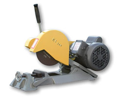 Kalamazoo Industries K7B Abrasive Saw, Kalamazoo Industries Inc. resource center, Kalamazoo Industries inc