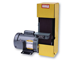 S4S 4 x 36 Inch Kalamazoo Industries Inc Belt Sander, Kalamazoo Industries S4S 4 x 36 sander & vacuum base