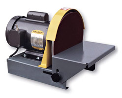 10 Inch Kalamazoo Industries Industrial Disc Sander