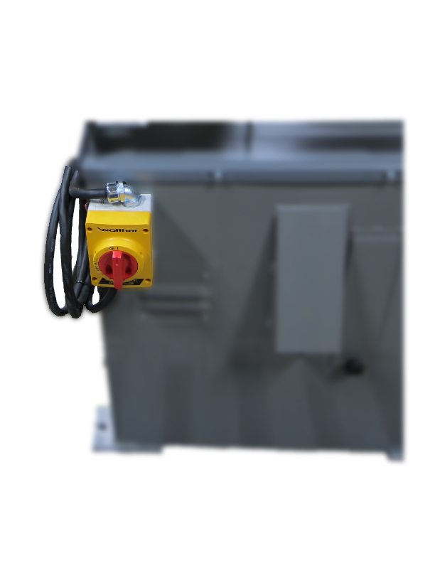 rotary on-off vacuum switch, metal cutting saw
