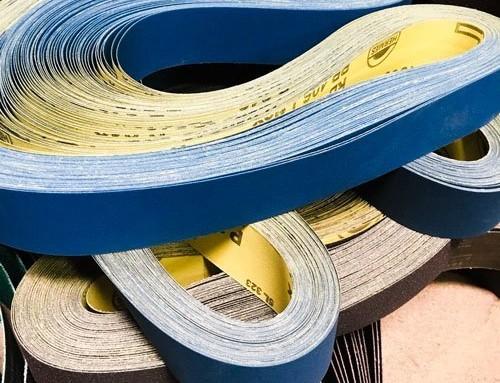 Having the right belt for your belt sander is important